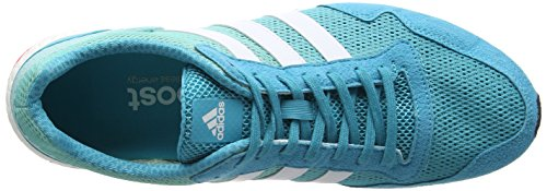 adidas Adizero Adios W, Scarpe da Corsa Donna Blu (Azuene/Ftwbla/Mensen)