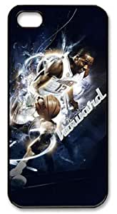 icasepersonalized Personalized Protective Case for iPhone 5 - Dwight Howard, NBA Orlando Magic, Adidas