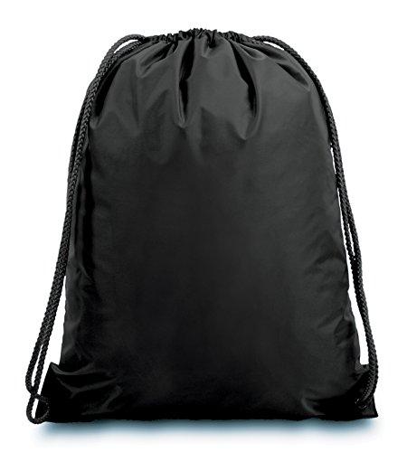 Blank Nylon Drawstring Bags - 2