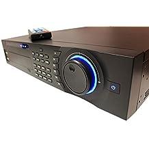 HYBRID NVR/DVR 32 Channel DVR 16 Camera IP Megapixel
