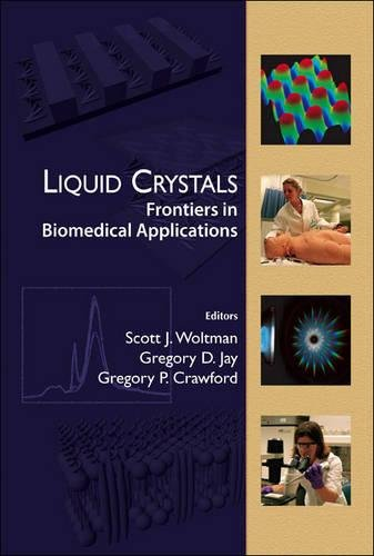 Liquid Crystals: Frontiers in Biomedical Applications