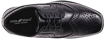 Deer Stags Ace Dress Wing-Tip Oxford