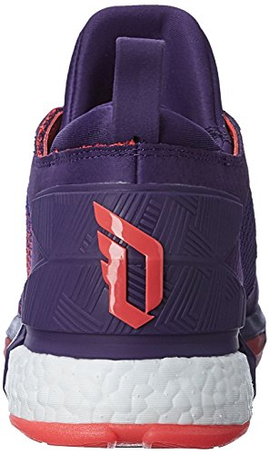 ADIDAS PERFORMANCE D LILLARD 2 BOOST PRIMEKNIT, Purple, 48 EU
