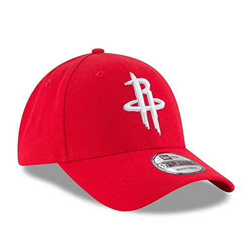 Rockets Multicolor Houston New Era de 9FORTY League The NBA Gorra Rojo béisbol ZUqfYY