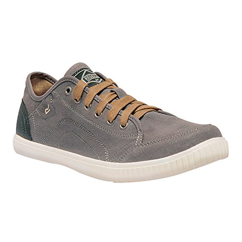 Regatta Mens Turnpike Lite Lightweight Slip Resistant Canvas Shoes Black