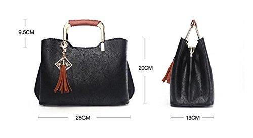 Bag F Shoulder Crossbody Simple Elegant Trend JPFCAK Shoulder Bag Handbag Bag Fringed Bags Ms Fashion w4BnnO6qxT