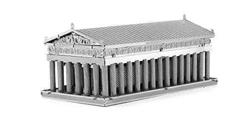 Fascinations Metal Earth Parthenon Temple 3D Metal Model Kit -