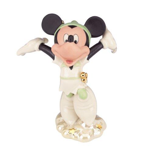 Lenox Peter Pan Mickey Figurine