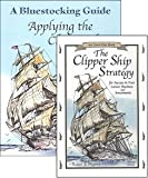 img - for Bluestocking Clipper Ship Strategy SET with Book and Guide book / textbook / text book
