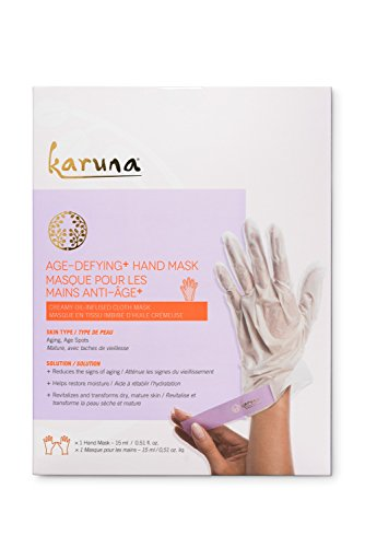 Karuna Age-Defying+ Hand Mask, 1 CT