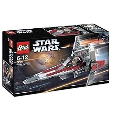 LEGO Star Wars V-Wing Fighter: Toys & Games