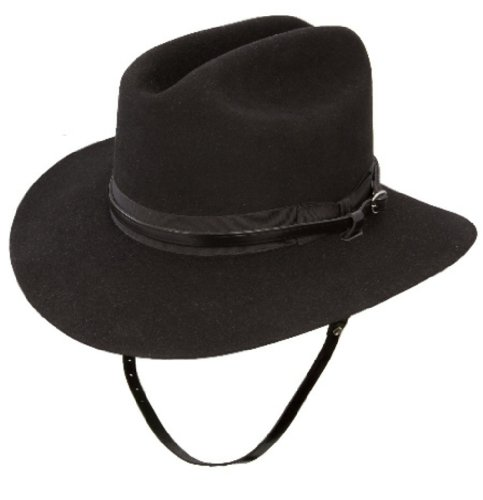 Cattleman Creased Cavalry Hat by Stetson® 71/8 by Stetson