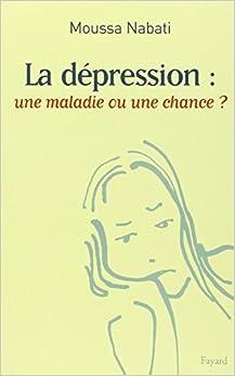 Book La dépression : une maladie ou une chance ?