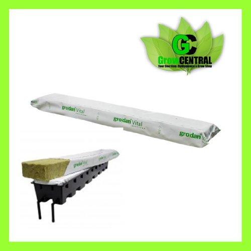 GroDan Rockwool 1,0 Meter Grow Slab x 1