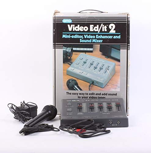 (SIMA Video Edit 2X Mini Editor & Sound Mixer with Color Wipe)