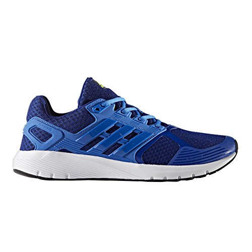 newest collection 46e3e d1457 Galleon - Adidas Performance Mens Duramo 8 M Running Shoe, Mystery  InkBlueSolar Yellow, 8 Medium US