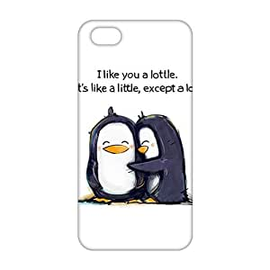 HNMD i like you a lottle 3D Phone Case for Iphone 5S