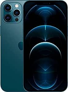 Apple iPhoneÃ'12 Pro Max 256GB 6 GB RAM Dual Sim, PacificÃ'Blue