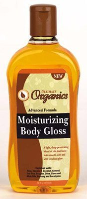 Ultimate Organics Moisturizing Body Gloss - 7