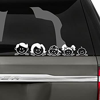 Amazoncom WE ATE YOUR STICK FAMILY Decal Zombies Window Funny - Funny decal stickers for cars