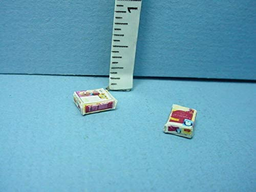 """1:24 #59992 1//2/"""" No Contents Miniature Baby Food Scale Hudson River 2"""