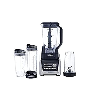 Ninja  Nutri Blender Duo with Auto-iQ (BL642Z)