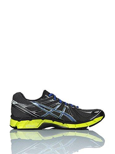 Asics , Chaussures de course pour homme Black Blue Lime