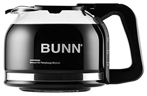 - Bunn 49715.0000 10 Cup Pour-O-Matic Coffee Carafe