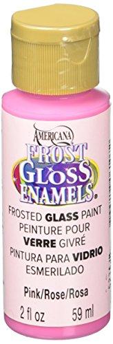DecoArt Americana Frost Enamel 2 Ounce