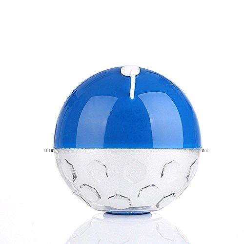 PowerLead Waterproof Bluetooth Speaker Swimming Floating Wireless Speaker with LED Flash Light Features