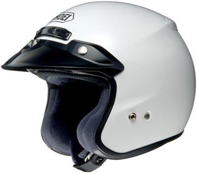 Shoei RJ Platinum-R 3/4 Helmet (XX-Large) (White)