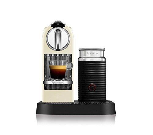 Cream by Magimix Nespresso Citiz and Milk Coffee Machine
