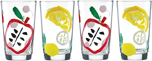 KSNY All in Good Taste Pretty Pantry Ap Bev, No Color, Set of 4