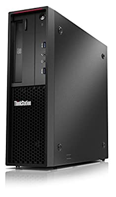 Lenovo Workstation 30AV000WUS ThinkStation P310 Small Form Factor Core i7-6700 2x8GB 256GB HD 530 DVD Rewritable Windows 10 Downgrade Windows 7 Professional 64Bit Retail