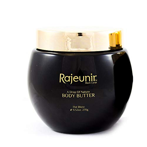 Rajeunir Black Caviar Body Butter All-natural Protective Layer That Will Keep Your Skin Smooth, Soft and Healthy LE BLANC