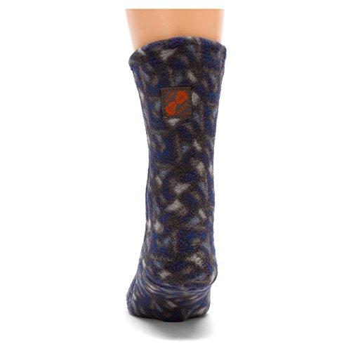 Navy 2 Acorn Versa Wege Woodblock Mid 20662 Socke r5xYxHZqw