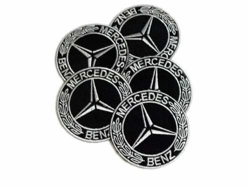 benz-mercedez-usa-patches-world-car-limited-5pcs-embroidered-patch-size-3-inches