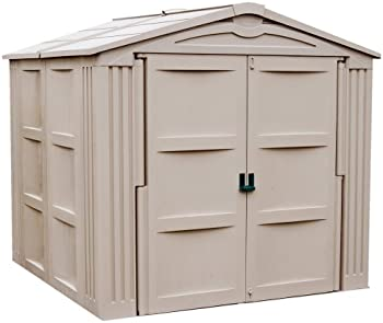 Suncast 7' Backyard Garden Storage Shed