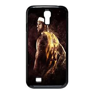 Cleveland Cavaliers Lebron James Pattern Productive Back Phone Case For SamSung Galaxy S4 Case -Style-6