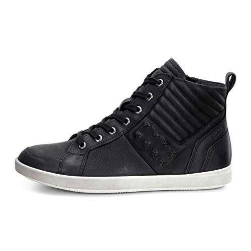Zapatillas para mujer Negro negro ECCO U7nqwSCxOO