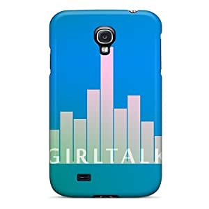 Tpu Fashionable Design Girltalk Rugged Case Cover For Galaxy S4 New