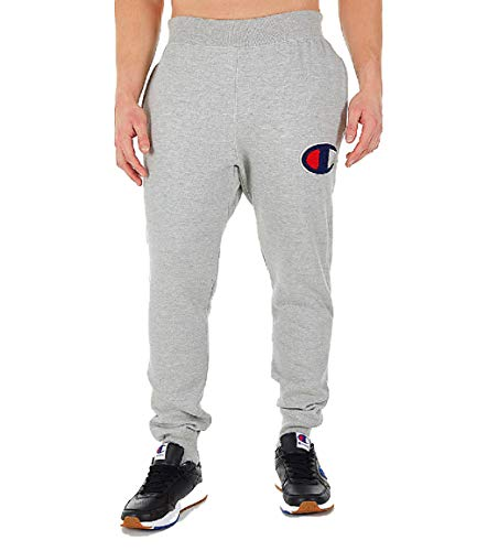 Champion Mens Reverse Weave Jogger Grey L