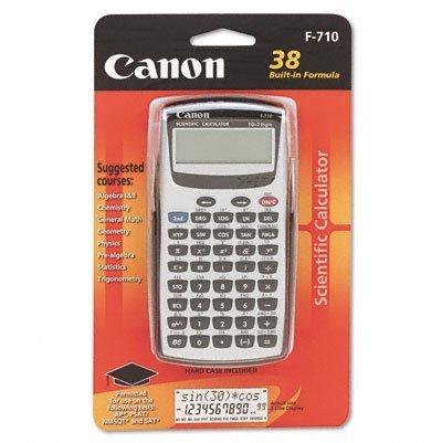 Canon F710 Dual-Line Scientific Calculator