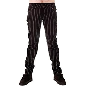 Pinstripe Mens Pants