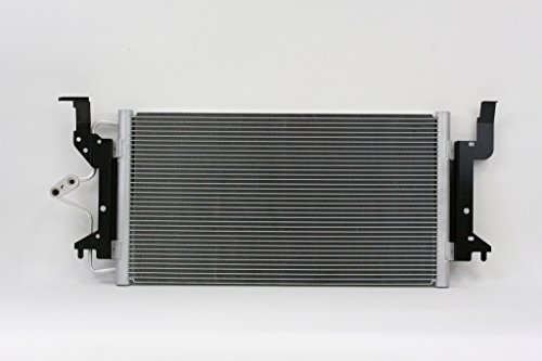 Condenser Seville A/c Cadillac - A-C Condenser - Pacific Best Inc For/Fit 4728 96-99 Cadillac DeVille Concours 96-02 Cadillac Eldorado 96-97 Seville 4.6L