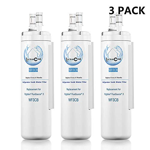 Price comparison product image WF-3-CB Water filter For Refrigerator Water Filter Pack of 3