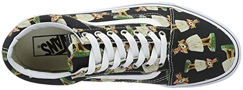 Varebiler Unisex Old Skool Klassiske Skate Sko Digi Hula