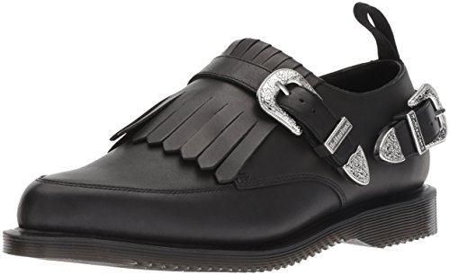 Martens Women's Black Dr Loafer Delylah dPAqgdwY