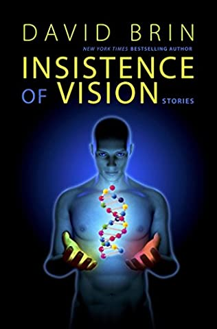 book cover of Insistence of Vision