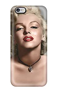 New Classic Norma Jean Celebrity Marilyn Monroe People Celebrity Tpu Skin Case Compatible With Iphone 6 Plus